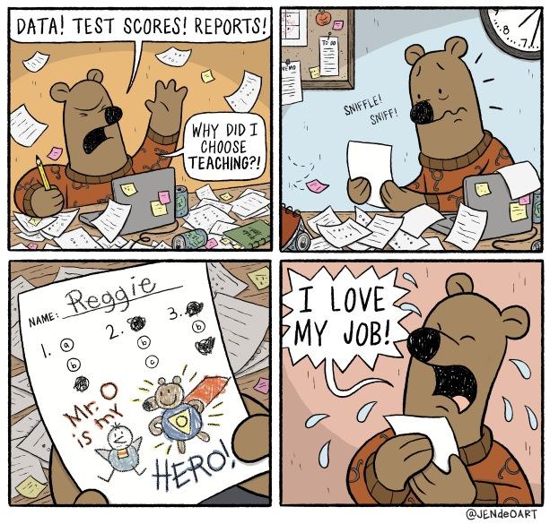 Super O comic